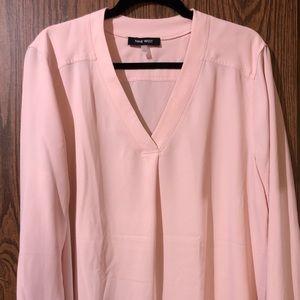 Pink Nine West blouse